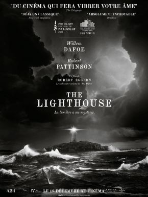 Jaquette dvd The Lighthouse