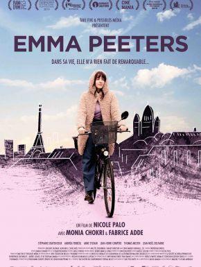 Jaquette dvd Emma Peeters