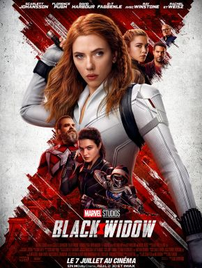 DVD Black Widow