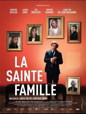 Sortie DVD La Sainte Famille