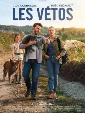 Jaquette dvd Les Vétos