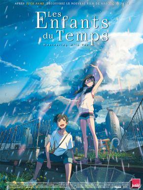 Sortie DVD Les Enfants Du Temps