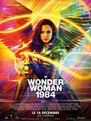 DVD Wonder Woman 1984