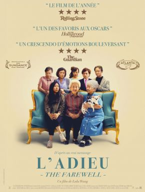 sortie dvd	  L'adieu : The Farewell