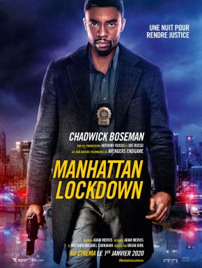Jaquette dvd Manhattan Lockdown