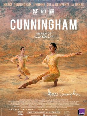 Jaquette dvd Cunningham