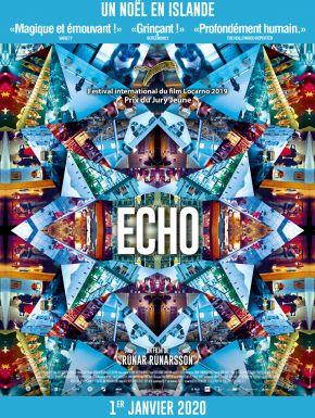 Jaquette dvd Echo