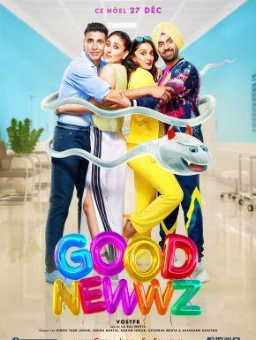 DVD Good Newwz