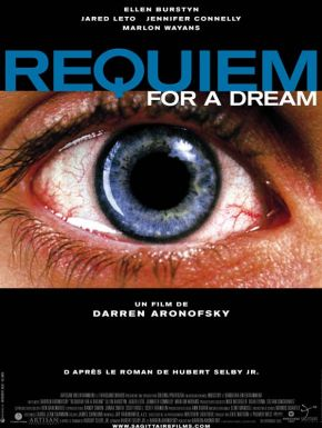 Jaquette dvd Requiem For A Dream