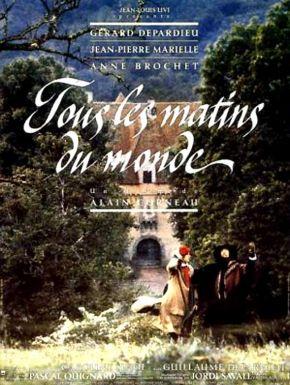 Sortie DVD Tous Les Matins Du Monde