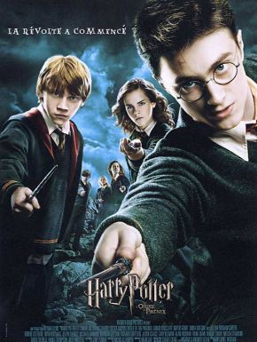 Harry Potter Et L'Ordre Du Phénix DVD et Blu-Ray
