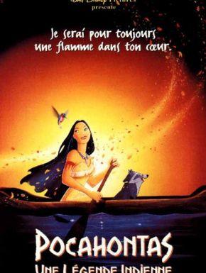 DVD Pocahontas, Une Légende Indienne