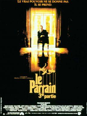 Jaquette dvd Le Parrain 3