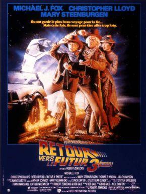 Sortie DVD Retour Vers Le Futur 3