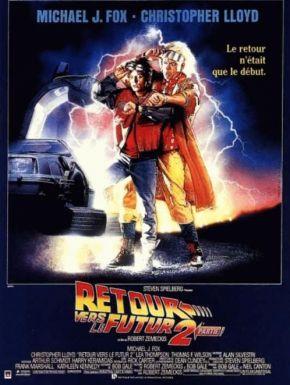 Retour Vers Le Futur II DVD et Blu-Ray