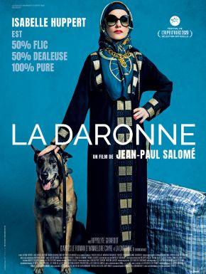 Jaquette dvd La Daronne