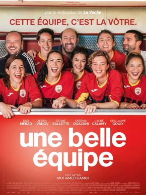 sortie dvd  Une Belle équipe