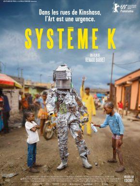 Jaquette dvd Système K