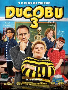 sortie dvd  Ducobu 3