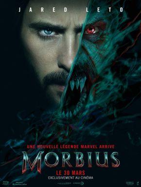 Morbius DVD et Blu-Ray
