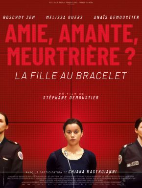 DVD La Fille Au Bracelet