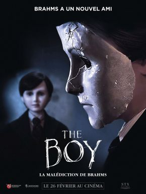 Jaquette dvd The Boy : La Malédiction De Brahms