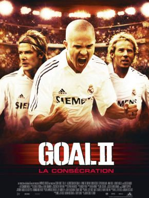 sortie dvd  Goal II  la consécration