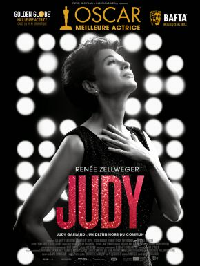 sortie dvd  Judy