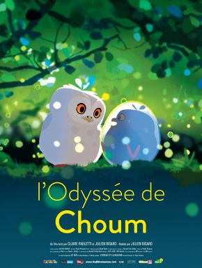 Sortie DVD L'Odyssée De Choum