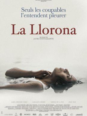 Jaquette dvd La Llorona