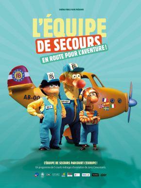 L'Equipe De Secours En Route Pour L'aventure ! en DVD et Blu-Ray