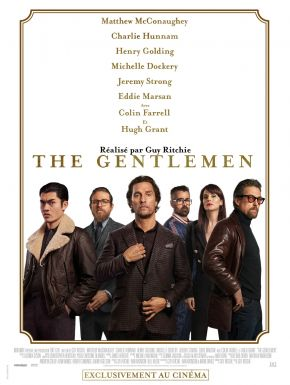 The Gentlemen DVD et Blu-Ray