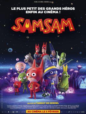 sortie dvd  Samsam