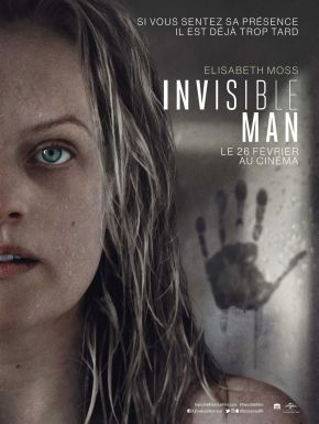 DVD Invisible Man (2020)