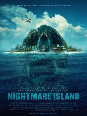 DVD Nightmare Island