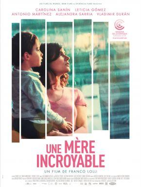 Jaquette dvd Une Mère Incroyable