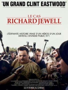 Sortie DVD Le Cas Richard Jewell