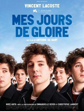 Jaquette dvd Mes Jours De Gloire