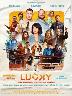 Sortie DVD Lucky