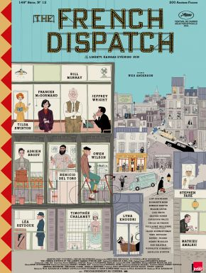 DVD The French Dispatch