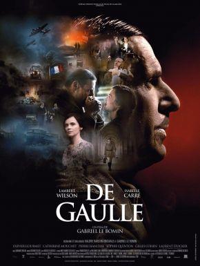 Sortie DVD De Gaulle