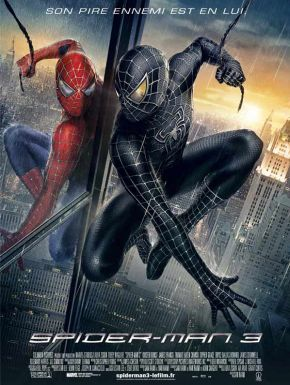 Spider-Man 3 DVD et Blu-Ray