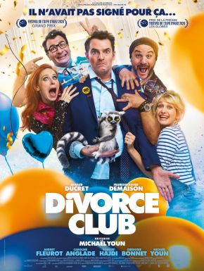 Divorce Club en DVD et Blu-Ray
