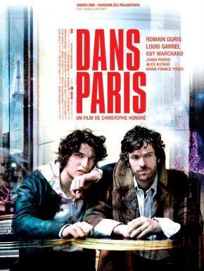 sortie dvd  Dans Paris