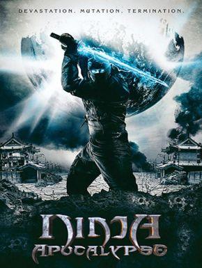 Ninja Apocalypse DVD et Blu-Ray