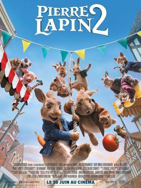 Pierre Lapin 2 : Panique En Ville DVD et Blu-Ray