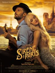 sortie dvd  Une Sirène à Paris