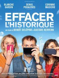 sortie dvd  Effacer L'historique