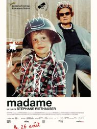 sortie dvd  Madame