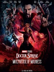 sortie dvd  Doctor Strange In The Multiverse Of Madness